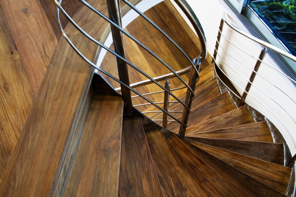 Teak Wood Stair Treads Floor Transitions Indoteak Design